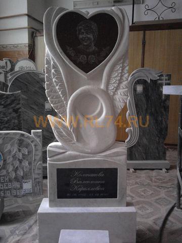 Мраморный памятник цена челябинск надгробные памятники в спб эксклюзив